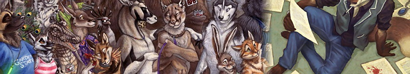 Furry Fandom </br>(Article by Kyell Gold)